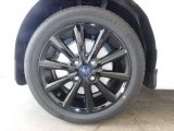Ford Fiesta Wheels and Tires