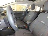 2019 Ford Fiesta ST-Line Hatchback Front Seat