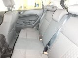 2019 Ford Fiesta ST-Line Hatchback Rear Seat