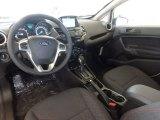 2019 Ford Fiesta ST-Line Hatchback Charcoal Black Interior