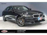 2019 Black Sapphire Metallic BMW 3 Series 330i Sedan #132419662