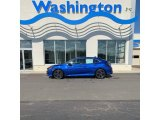 2019 Agean Blue Metallic Honda Civic EX Hatchback #132419576