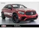 2019 Mercedes-Benz GLC AMG 63 S 4Matic Coupe