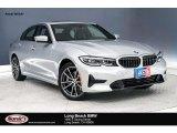 2019 Glacier Silver Metallic BMW 3 Series 330i Sedan #132439096