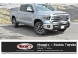 2019 Cement Toyota Tundra Limited CrewMax 4x4 #132438989