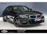 2019 Black Sapphire Metallic BMW 3 Series 330i Sedan #132439094