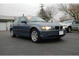 2004 Steel Blue Metallic BMW 3 Series 325xi Sedan #1289186