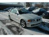 2002 Alpine White BMW 3 Series 325i Coupe #1289178