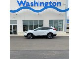 2019 Platinum White Pearl Honda CR-V Touring AWD #132453481