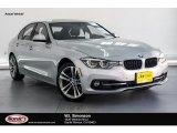 2018 Glacier Silver Metallic BMW 3 Series 330i Sedan #132453546