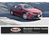 2019 Ruby Flare Pearl Toyota Camry LE #132453412