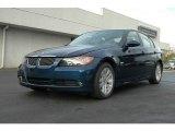 2006 Mystic Blue Metallic BMW 3 Series 325i Sedan #1289171