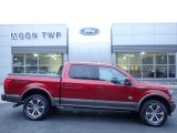 2018 Ruby Red Ford F150 King Ranch SuperCrew 4x4 #132475598