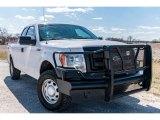 2014 Oxford White Ford F150 XL SuperCab 4x4 #132493675