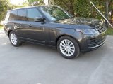 2019 Land Rover Range Rover Carpathian Gray Metallic