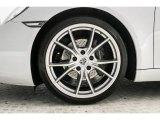 Porsche 911 2017 Wheels and Tires