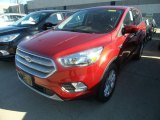 2019 Ruby Red Ford Escape SE 4WD #132538021