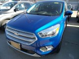 2019 Lightning Blue Ford Escape SE 4WD #132538010