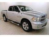 2014 Bright Silver Metallic Ram 1500 Big Horn Crew Cab 4x4 #132538066