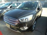 2019 Agate Black Ford Escape Titanium 4WD #132538005