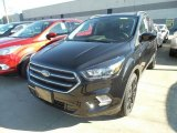 2019 Agate Black Ford Escape SE #132538001