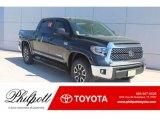 2019 Midnight Black Metallic Toyota Tundra SR5 CrewMax 4x4 #132537951