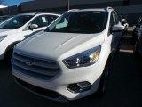 2019 White Platinum Ford Escape Titanium #132538049