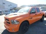 2019 Omaha Orange Ram 1500 Classic Tradesman Crew Cab 4x4 #132537938