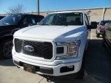 2019 Oxford White Ford F150 XL SuperCab 4x4 #132552283
