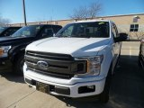 2019 Oxford White Ford F150 XLT SuperCab 4x4 #132552282