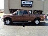 2011 Golden Bronze Metallic Ford F150 XLT SuperCab 4x4 #132552334