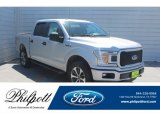 2019 Ingot Silver Ford F150 STX SuperCrew 4x4 #132552149