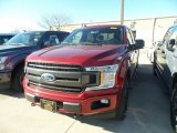 2019 Ruby Red Ford F150 XLT SuperCrew 4x4 #132552324