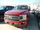 2019 Ruby Red Ford F150 XLT SuperCrew 4x4 #132552321