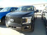 2019 Agate Black Ford F150 STX SuperCrew 4x4 #132552318