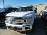 2019 Oxford White Ford F150 XLT SuperCrew 4x4 #132552308
