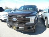 2019 Magma Red Ford F150 Lariat SuperCrew 4x4 #132552307