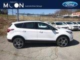 2019 Oxford White Ford Escape SEL 4WD #132552139