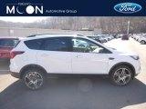 2019 Oxford White Ford Escape SEL 4WD #132552137