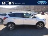 2019 Ingot Silver Ford Escape SEL 4WD #132552136