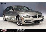 2018 Platinum Silver Metallic BMW 3 Series 330i Sedan #132552188