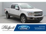 2019 White Platinum Ford F150 King Ranch SuperCrew 4x4 #132581340