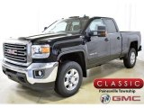 2019 GMC Sierra 2500HD SLE Double Cab 4WD Data, Info and Specs