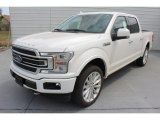 2019 Ford F150 White Platinum