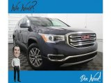 2018 Blue Steel Metallic GMC Acadia SLE AWD #132581413