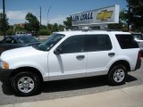 2003 Oxford White Ford Explorer XLS 4x4 #13230072
