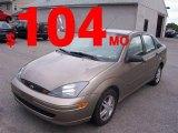 2003 Arizona Beige Metallic Ford Focus SE Sedan #13226450