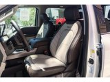 2019 Ford F350 Super Duty Limited Crew Cab 4x4 Front Seat