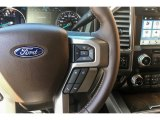 2019 Ford F350 Super Duty Limited Crew Cab 4x4 Steering Wheel