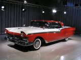 Ford Fairlane 1957 Data, Info and Specs